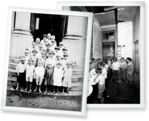 orphanage in va in 1900s